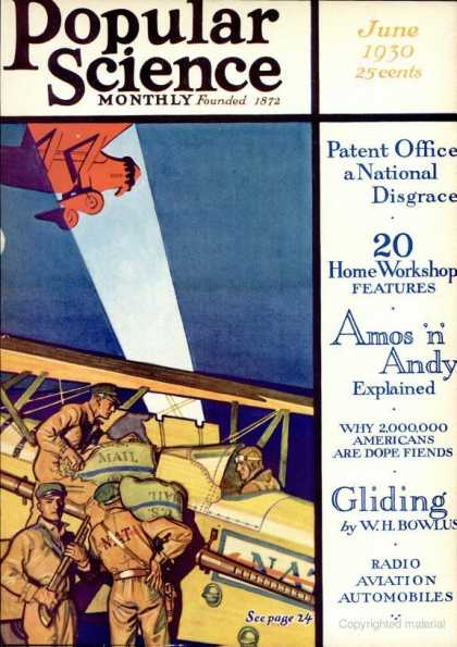 Popular Science - Popular Science - June 1930