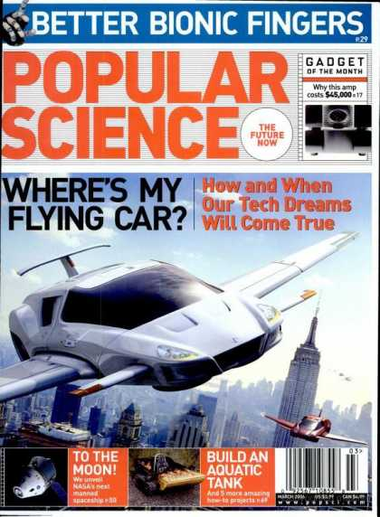 Popular Science - Popular Science - March 2006