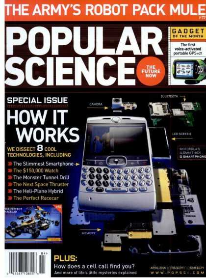 Popular Science - Popular Science - April 2006
