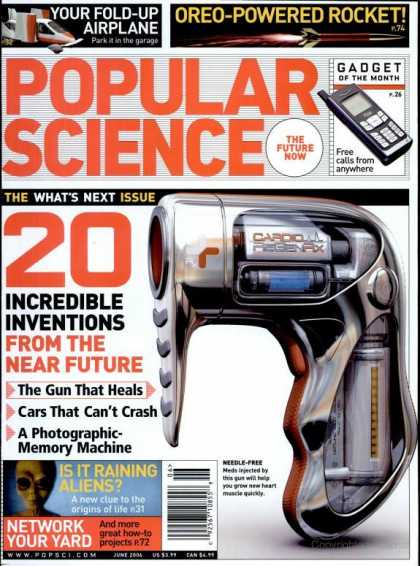 Popular Science - Popular Science - June 2006
