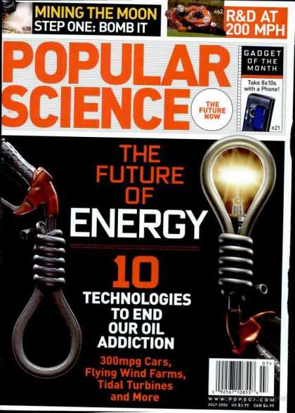 Popular Science - Popular Science - July 2006