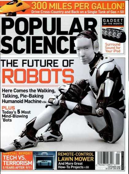 Popular Science - Popular Science - September 2006