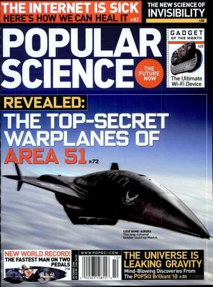 Popular Science - Popular Science - October 2006