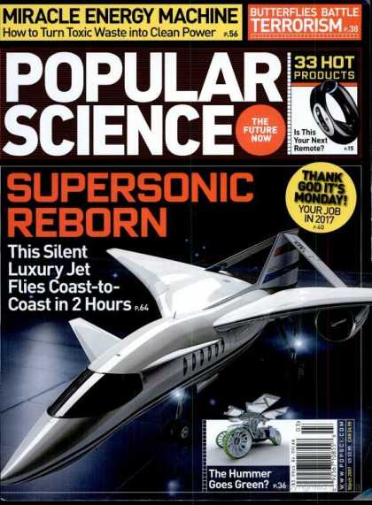Popular Science - Popular Science - March 2007