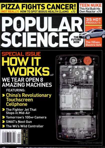 Popular Science - Popular Science - April 2007