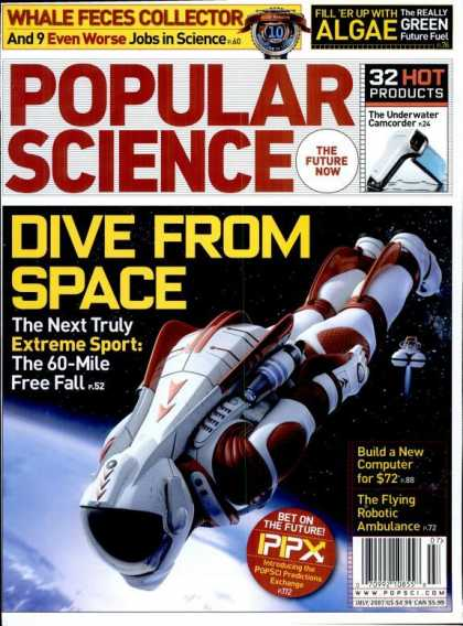 Popular Science - Popular Science - July 2007