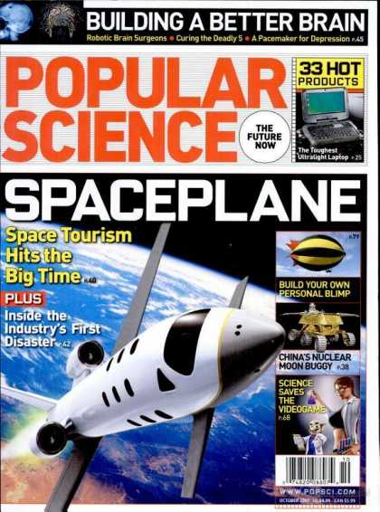 Popular Science - Popular Science - October 2007