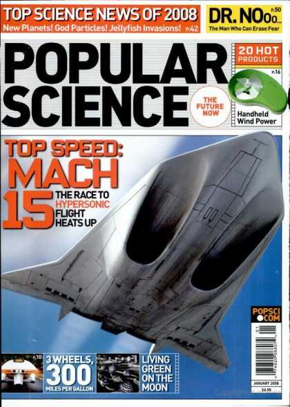 Popular Science - Popular Science - January 2008