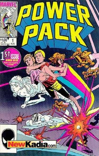 Power Pack 1 - Colleen Doran, Terry Austin