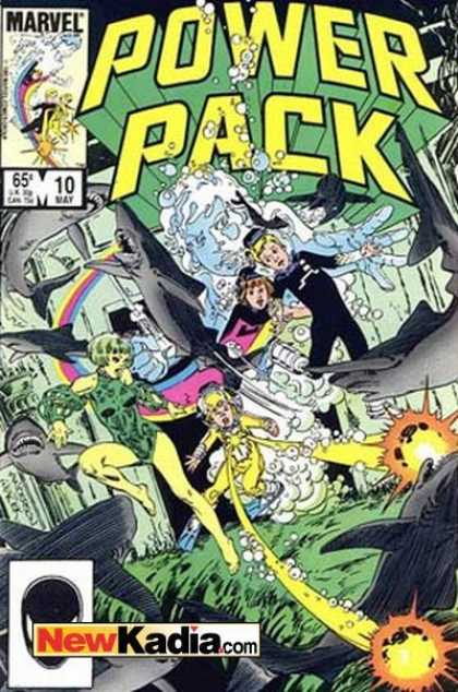 Power Pack 10