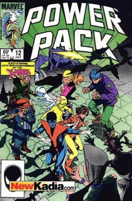 Power Pack 12 - Bob Wiacek