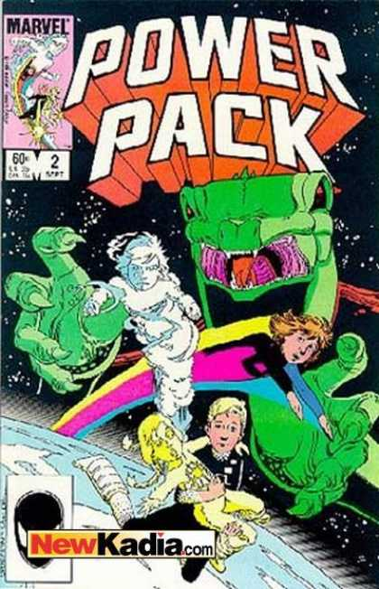 Power Pack 2 - Colleen Doran, Terry Austin