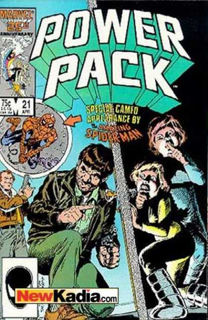Power Pack 21 - Terry Austin