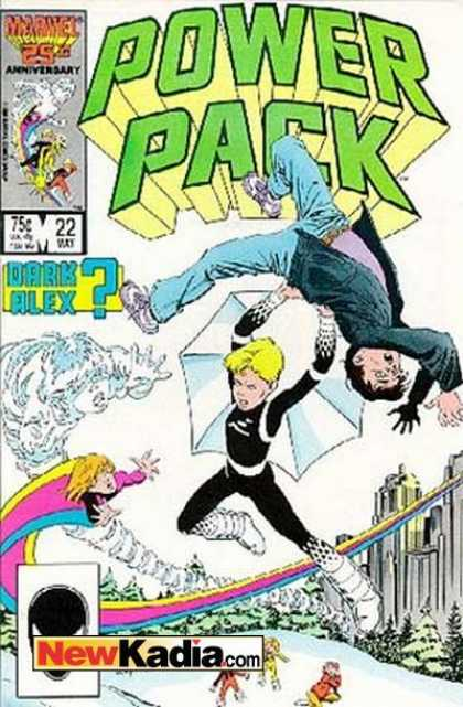 Power Pack 22 - Jon Bogdanove