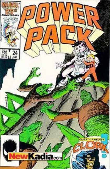 Power Pack 24 - Jon Bogdanove