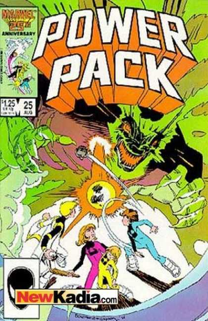 Power Pack 25 - Jon Bogdanove