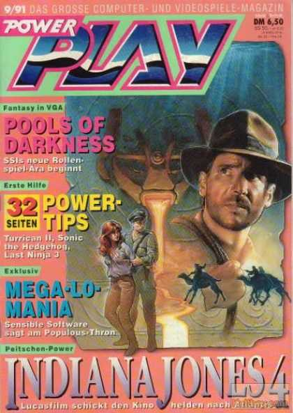 Power Play - 9/1991