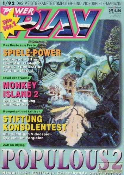 Power Play - 1/1992