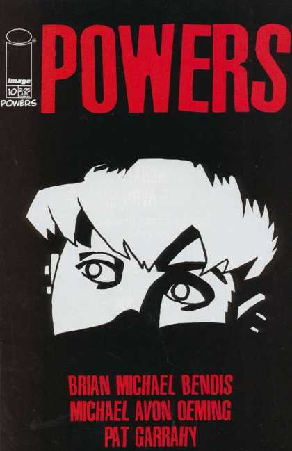 Powers 10 - Michael Oeming