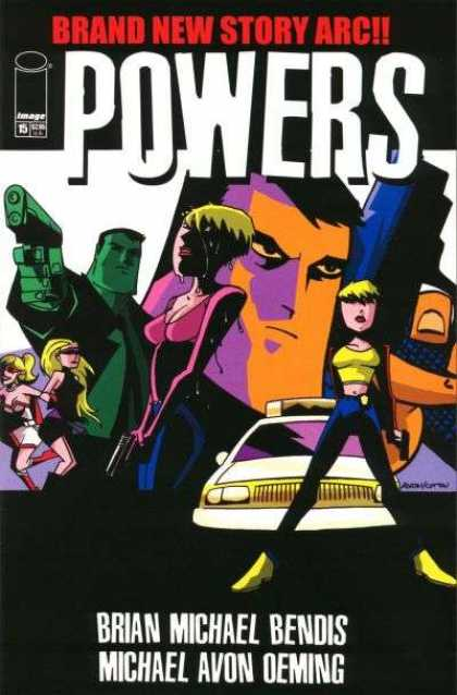 Powers 15 - Michael Oeming