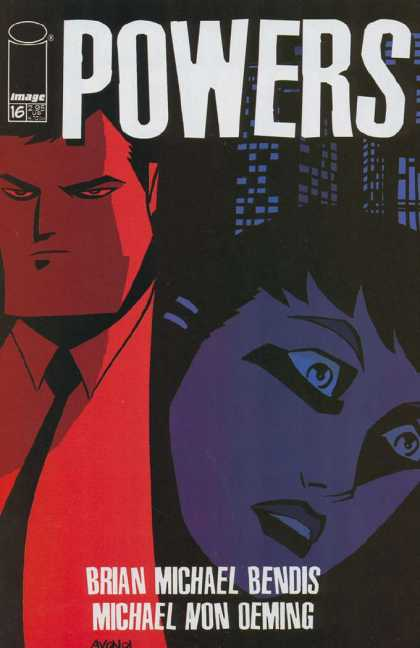 Powers 16 - Michael Oeming