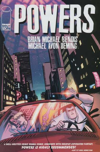 Powers 18 - Michael Oeming