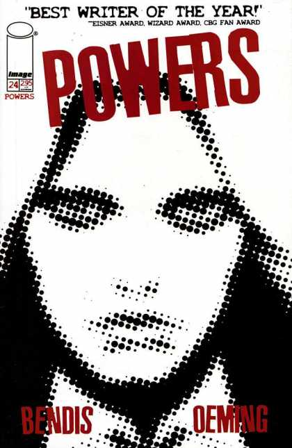 Powers 24 - Michael Oeming