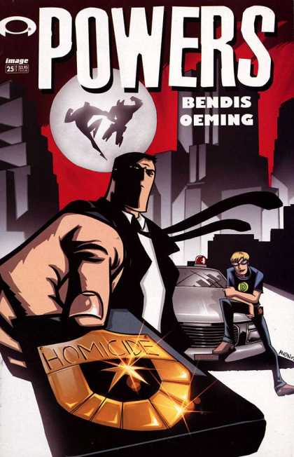 Powers 25 - Michael Oeming