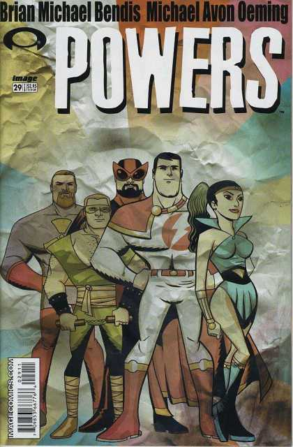 Powers 29 - Brian Michael Bendis - Michael Avon Oeming - Image - Man - Woman - Michael Oeming