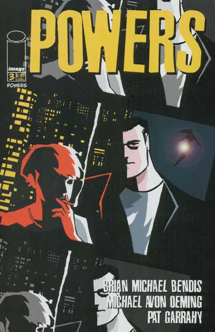 Powers 3 - Michael Oeming