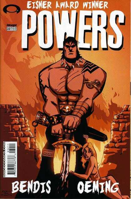 Powers 32 - Michael Oeming