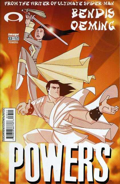 Powers 33 - Powers - Bendis Oeming - Bendis - Image - Ultimate - Michael Oeming