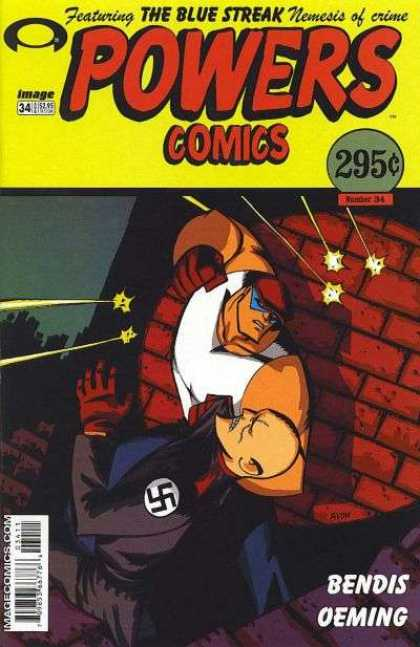 Powers 34 - Powers - Comics - 295 - The Blue Streak - Bendis - Michael Oeming