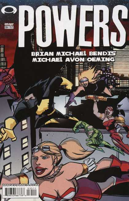 Powers 35 - Michael Oeming