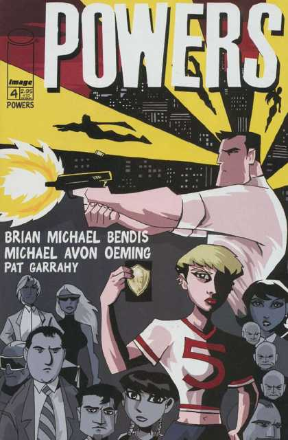 Powers 4 - Michael Oeming
