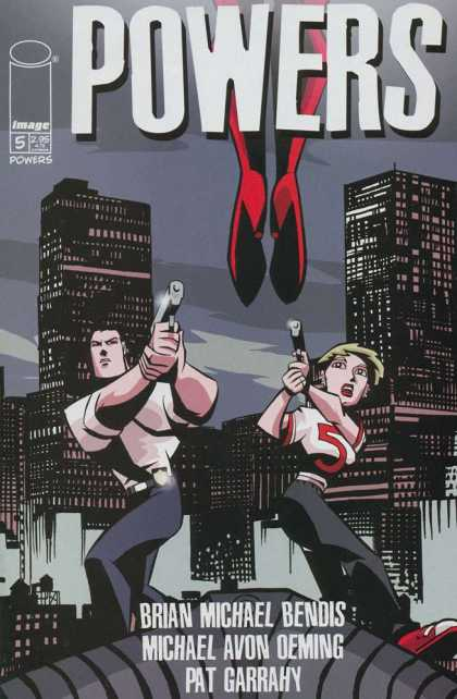 Powers 5 - Michael Oeming