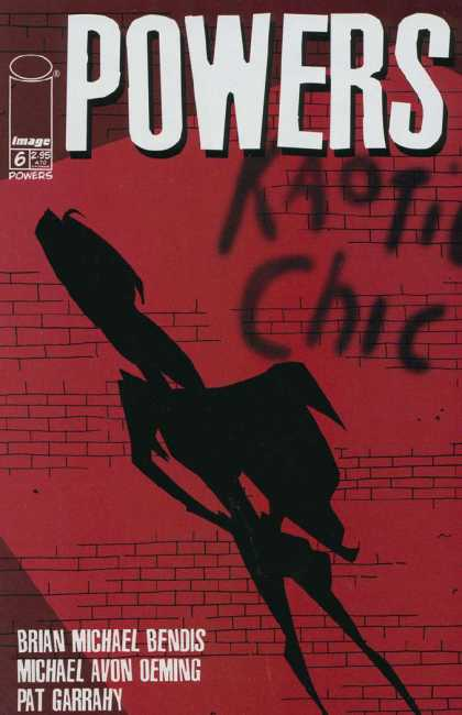 Powers 6 - Michael Oeming