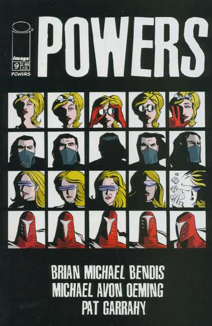 Powers 9 - Michael Oeming