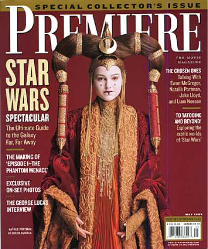 Premiere - May 1999: Special Collector's Issue