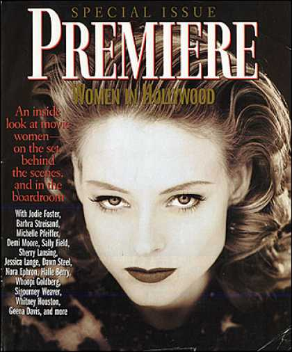 Premiere - Women in Hollywood 1993