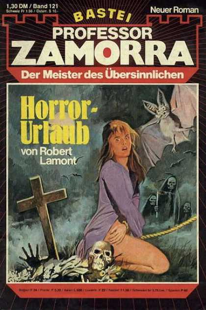 Professor Zamorra - Horrorurlaub