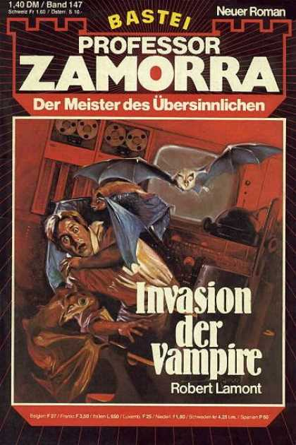Professor Zamorra - Invasion der Vampire