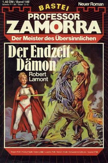Professor Zamorra - Der Endzeit-Dämon