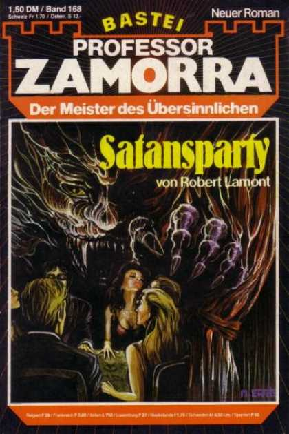 Professor Zamorra - Satansparty