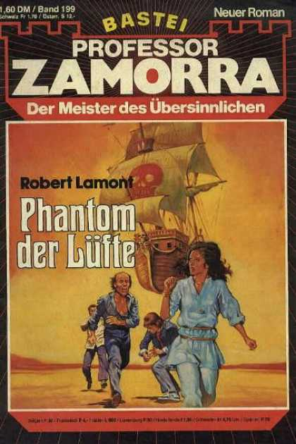 Professor Zamorra - Phantom der Lüfte