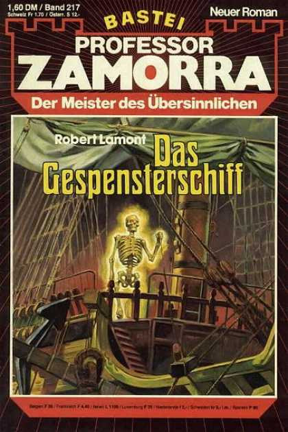 Professor Zamorra - Das Gespensterschiff