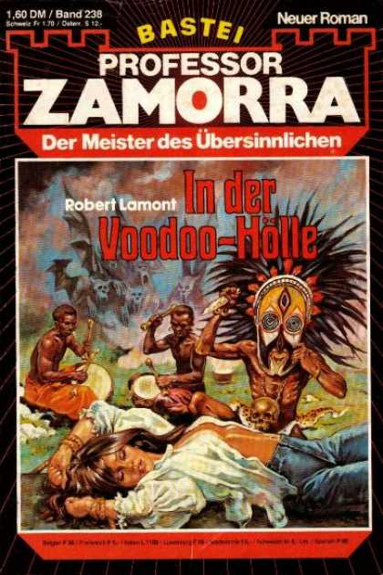 Professor Zamorra - In der Voodoo-Hölle