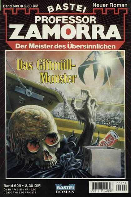Professor Zamorra - Das Giftmüll-Monster
