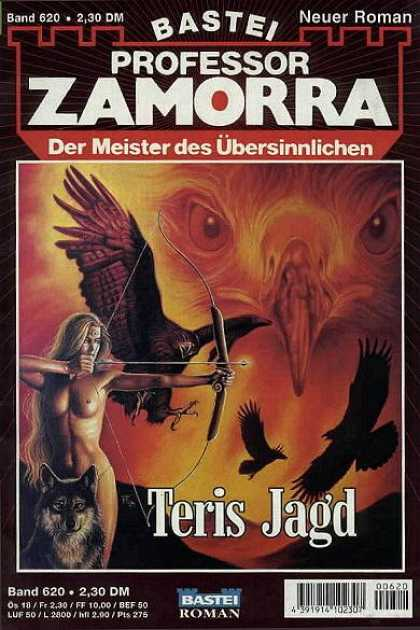 Professor Zamorra - Teris Jagd