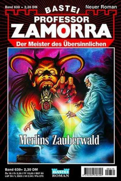 Professor Zamorra - Merlins Zauberwald
